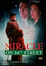 Miracle On 34th Street (1994) DVD NEW