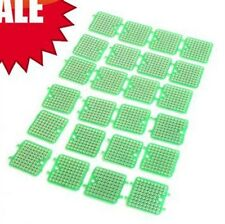 "24 X 1"" Square Prototype Circuit Board Kit PCB Proto"