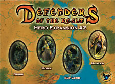 Defenders of the Realm: Hero Expansion #2 (Painted)