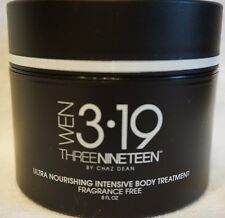 Wen 319 ULTRA NOURISHING INTENSIVE BODY TREATMENT 8oz THREE NINETEEN FRAG FREE
