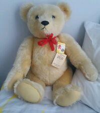 Steiff original teddy bear replica 1909