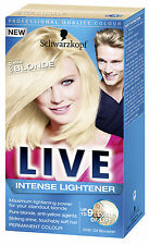 Schwarzkopf Live Intense Lightener MAX BLONDE 00B