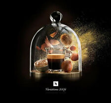 Nespresso CHESTNUT CREAM Capsules VARIATIONS Limited Edit. Coffee Espresso RARE