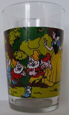 Verre à moutarde BLANCHE NEIGE Walt Disney Productions. VM691