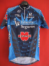 Maillot cycliste Liberty Seguros Würth Team Tour France 2005 shirt - S