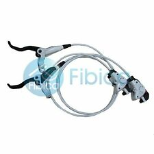 New Shimano BR-BL-M446 M447 Mountain Hydraulic Disc Brake set white for Alivio