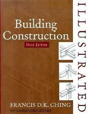 Building Construction Illustrated by Francis D K Ching