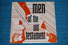 GEORGE T. MONTAGUE Men of the Old Testament PRIVATE PRESS XIAN FOLK LP