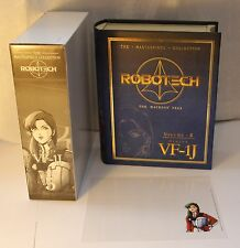 Toynami Masterpiece Collection Robotech Macross Saga VF-1J Miriya Sterling + Cel