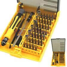 45 in 1 Repair Pry Tools Screwdriver Kit Opening Set For Cell iPhone 4 4S 5 5S