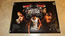 HUSTLE & FLOW  movie poster TERRENCE HOWARD poster