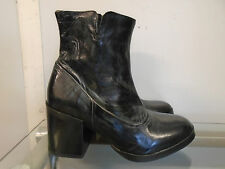 WOMENS H BY HUDSON BLACK BOOTS BRIGITTE UK 5 RRP £175