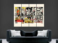 PULP FICTION POSTER RESERVOIR DOGS KILL BILL ART WALL PICTURE PRINT LARGE  HUGE