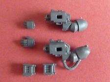 GREY KNIGHTS Power Armour 2 X STORMBOLTER & ARM - Bits 40K