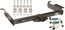 2003-2016 CHEVY EXPRESS 1500 2500 3500 TRAILER HITCH W/ WIRING KIT CLASS 3 REESE