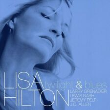 Twilight & Blues - Lisa Hilton (2009, CD NIEUW)