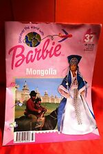 Discover the World with Barbie, magazine & clothes, Mongolia No 37