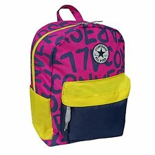 Converse Cosmo Pink//Yellow Backpack