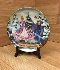 Disney's Christmas Collection Happy Holidays 1999 Cinderella Fairy Godmother LE