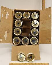 10 Ball Clear Glass 16 Oz Pint Canning Mason Jars & Lids Jam Preserves Unused