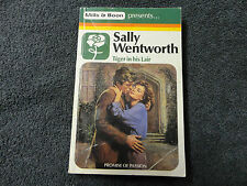 TIGER IN HIS LAIR  BY  SALLY WENTWORTH ( MILLS & BOON VINTAGE )