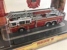 Code 3 1/64 FDNY Fire - Rear Mount Ladder-27 New York City Bronx N.Y.