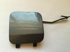VAUXHALL / OPEL CORSA E REAR BUMPER TOWING HOOK EYE COVER CAP GREY  (R307)