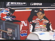 Photo LCR Honda RC212V 2006 #27 Casey Stoner (AUS) #2 in box