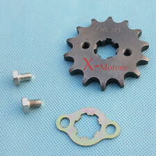 428 14 Tooth 14T Front Counter Engine Sprocket Gear Pit bike 110cc 125cc SDG SSR