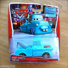 Disney World of Cars TOON DRIFT PARTY MATER diecast as in TOKYO MATER Tall Tales