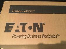 EATON EBAB11 ePDU POWER DISTRIBUTION UNIT IEC 60309 32A 3P Output 6XC 19
