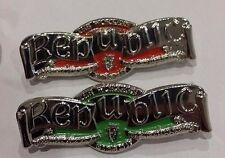 James connolly workers Republic brooch badges 1916 easter Rising Irish socialist