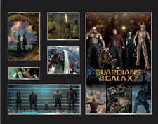 New Guardians of the Galaxy Limited Edition Memorabilia Framed