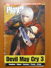 Guía Devil May Cry 3 (PS2, PS3, Xbox 360, PC) enemigos, mapas, secretos, armas
