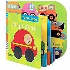 ¡Piip! ¡Piip! (Toca toca series) (Spanish Edition), , New Books