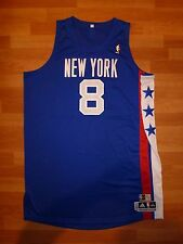 NWOT #8 DERON WILLIAMS ADIDAS NEW JERSEY NETS HWC PRO-CUT AUTHENTIC JERSEY 5XL+4