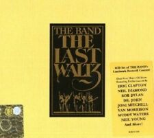The Band-The Last Waltz 4 CD NUOVO