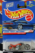 Hot Wheels 1:64 Scale 2000 First Editions Blast Lane