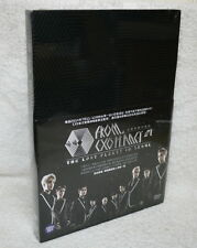 EXO FROM. EXOPLANET #1 THE LOST PLANET in SEOUL Taiwan Ltd 3-DVD (Chinese-sub.)