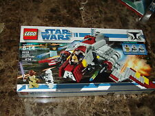LEGO 8019 Star Wars The Clone Wars Republic Attack Shuttle New Sealed Retired
