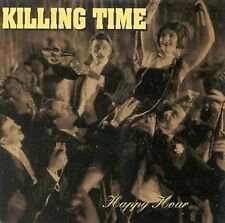 Happy Hour [EP] by Killing Time (Hardcore) (CD, Jul-1995, Blackout (Label))