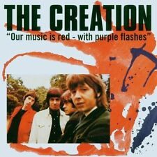 Creation - Our Music Is Red With Purple Flashes, Best, CD Neu