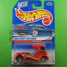 HOT WHEELS 1999 - Semi-Fast -  First Editions - 914 -  US-Card -   neu in OVP