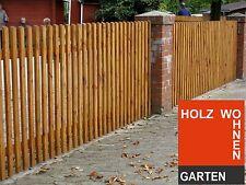 Lärche Zaunlatten, Zaunlatte, Lattenzaun, Zaunbretter, Holzzaun, 1,00 m lang