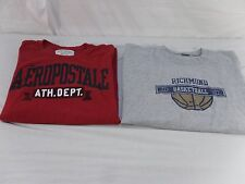 Two XXL Tee Shirts Red Aéropostale, Nike Grey Richmand Basketball 6087