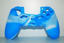 PLAYSTATION 4 ps4 IN SILICONE CONTROLLER JOYPAD Design Custodia Protettiva Cover Skin Case