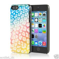 Incipio Feather Shine Case Cover for Apple iPhone 5/5s - Safari Sunset NEW