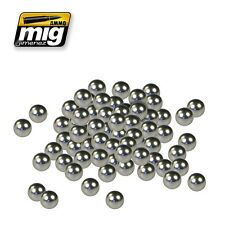 AMMO of Mig Jimenez Stainless Steel Paint Mixers (80+ units)