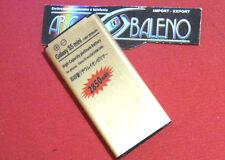 Batteria 2850Mah PER SAMSUNG GALAXY S5 MINI SM-G870 POTENZIATA MAGGIORATA ORO