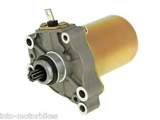 Heavy Duty Starter Motor for Gilera Runner FX/FXR/SP 125 / 180 1997 - 2002